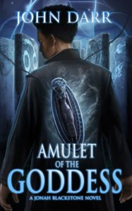 Amulet of the Goddess Jonah Blackstone Book 3